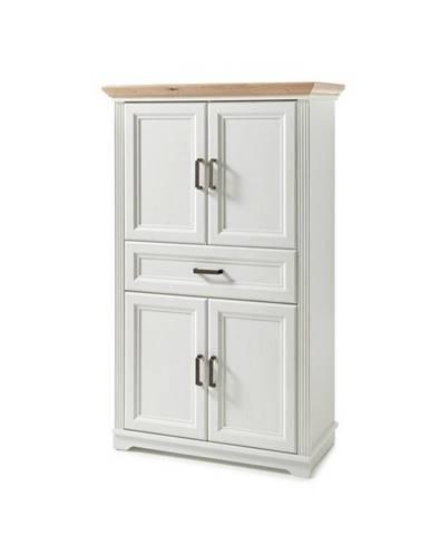 Kúpeľňová skrinka JASMIN pínia/dub artisan