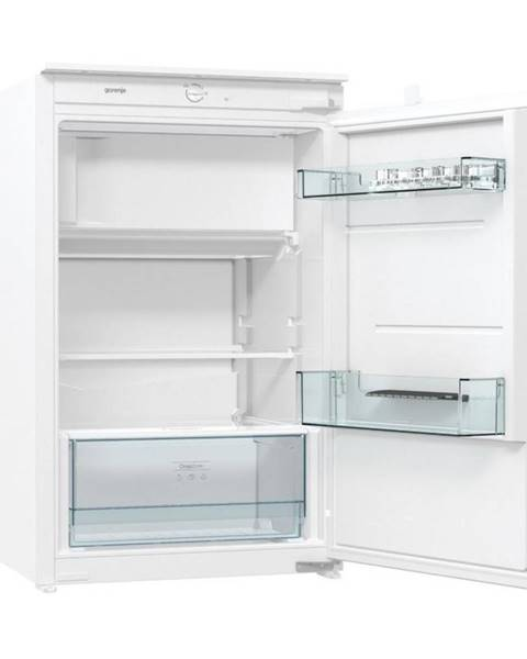 Biela chladnička Möbelix