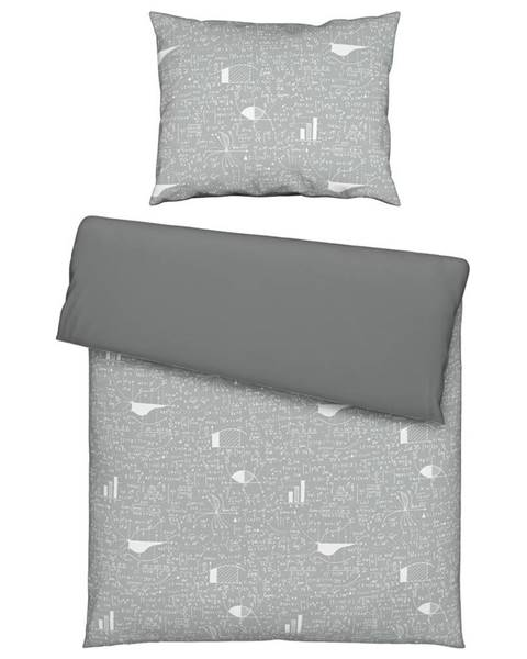 Sivá bielizeň Möbelix