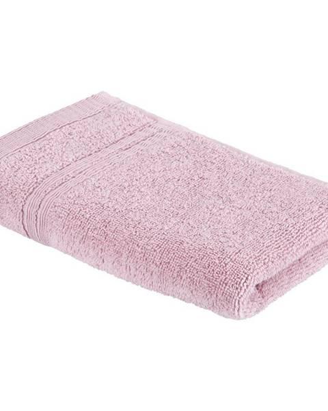 Ružový uterák Möbelix