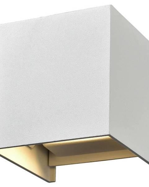 Biele nástenné svietidlo Möbelix