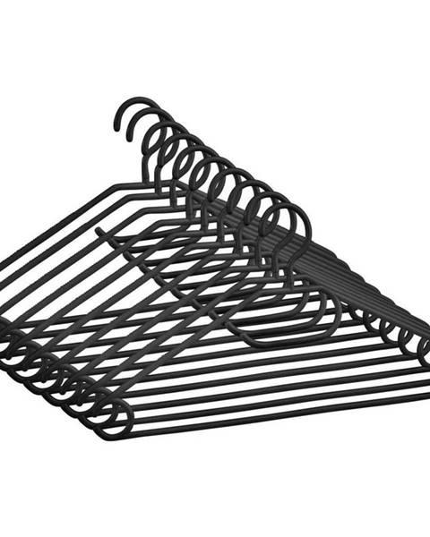 Čierny vešiak Möbelix