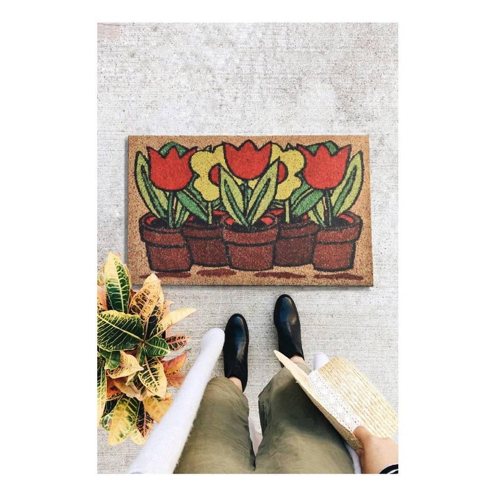 Bonami Rohožka Lale, 70 × 45 cm