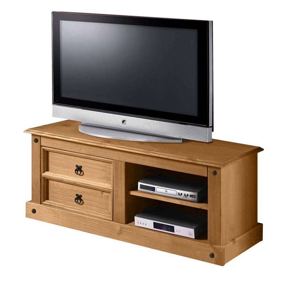 IDEA Nábytok TV stolík CORONA vosk 161017
