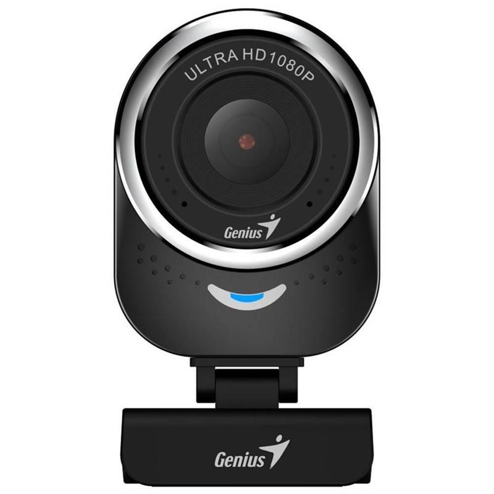 Genius Webkamera Genius QCam 6000, Full HD čierna