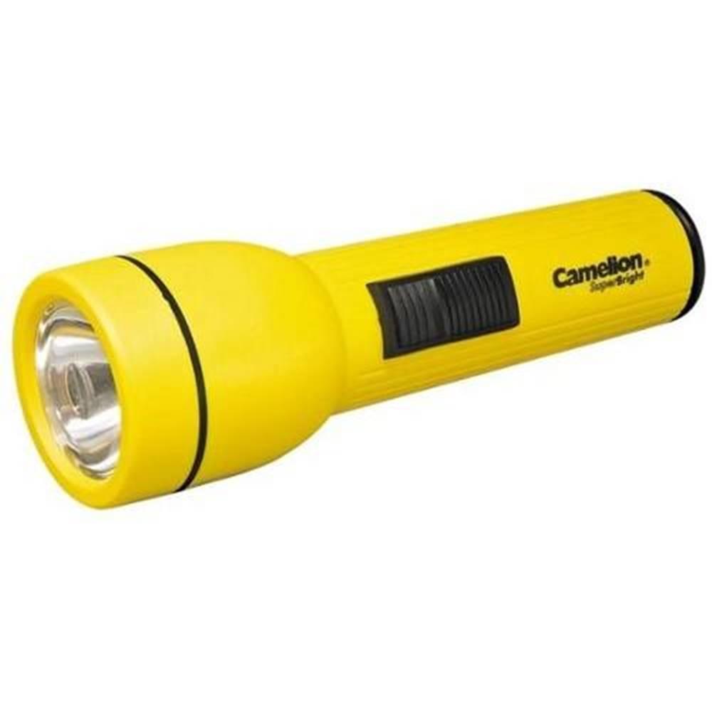 Camelion Lampáš Camelion LED FL-1L2dr20p žltá