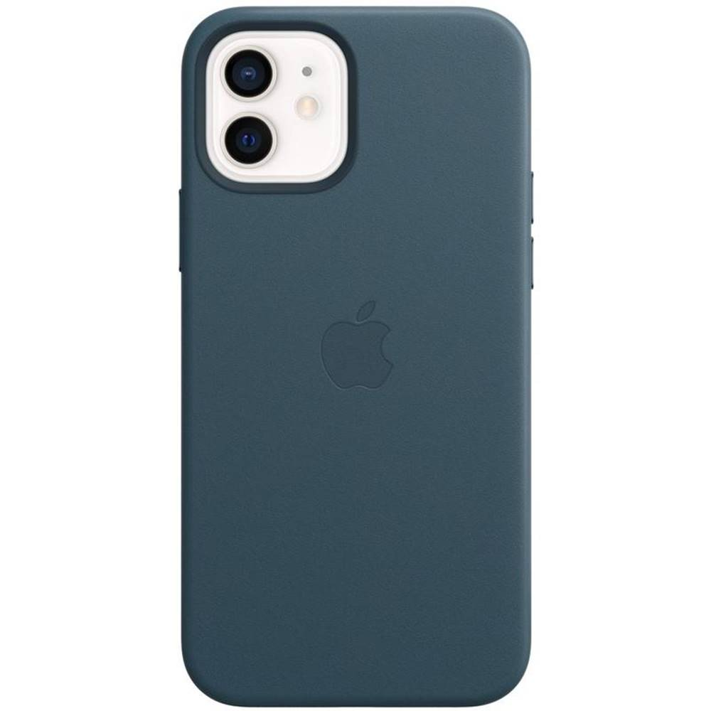 Apple Kryt na mobil Apple Leather Case s MagSafe pre iPhone 12 mini -