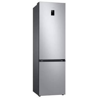Kombinácia chladničky s mrazničkou Samsung Rb38t676dsa/EF strieborn