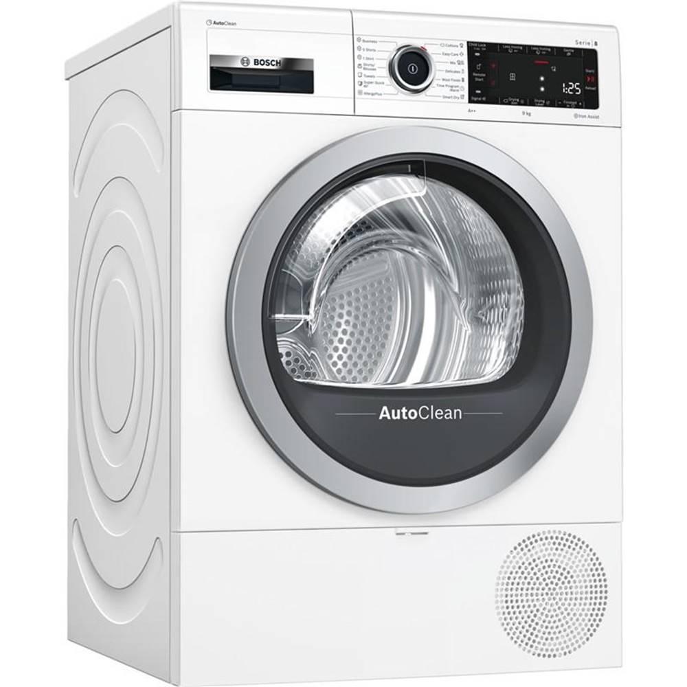 Bosch Sušička bielizne Bosch Serie | 8 Wtx87kh1by biela
