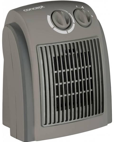 Medený ventilátor Concept