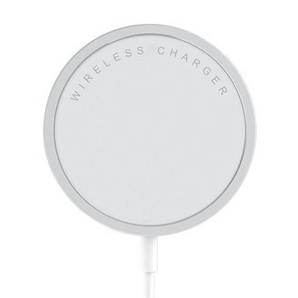 WG Bezdrôtová nabíjačka WG magnetická, 15W, kompatibilní s MagSafe