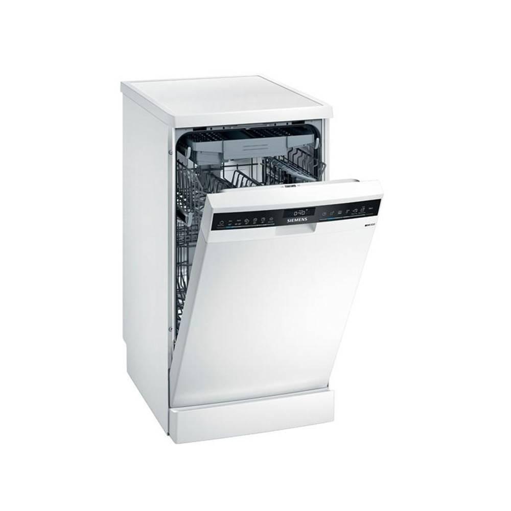 Siemens Umývačka riadu Siemens iQ300 Sr23hw65me biela
