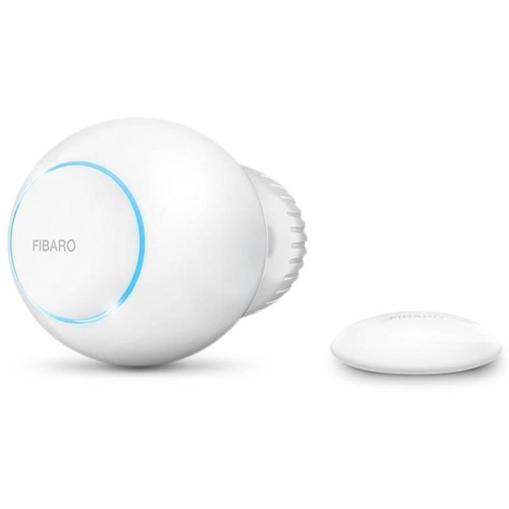 Fibaro Bezdrátová termohlavica Fibaro a teplotní čidlo, Z-Wave Plus