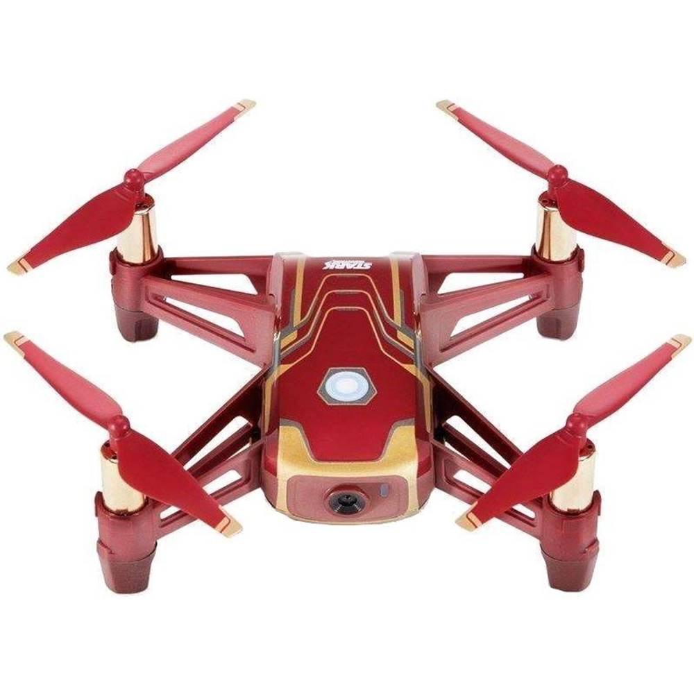 Ryze Tech Dron Ryze Tech Tello - Iron Man Edition červený/zlat