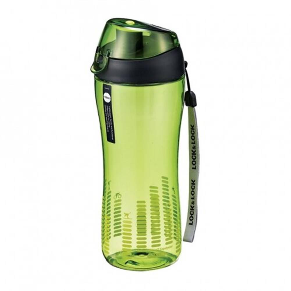 LOCKnLOCK LOCKnLOCK Športová fľaša na pitie 550 ml, zelená