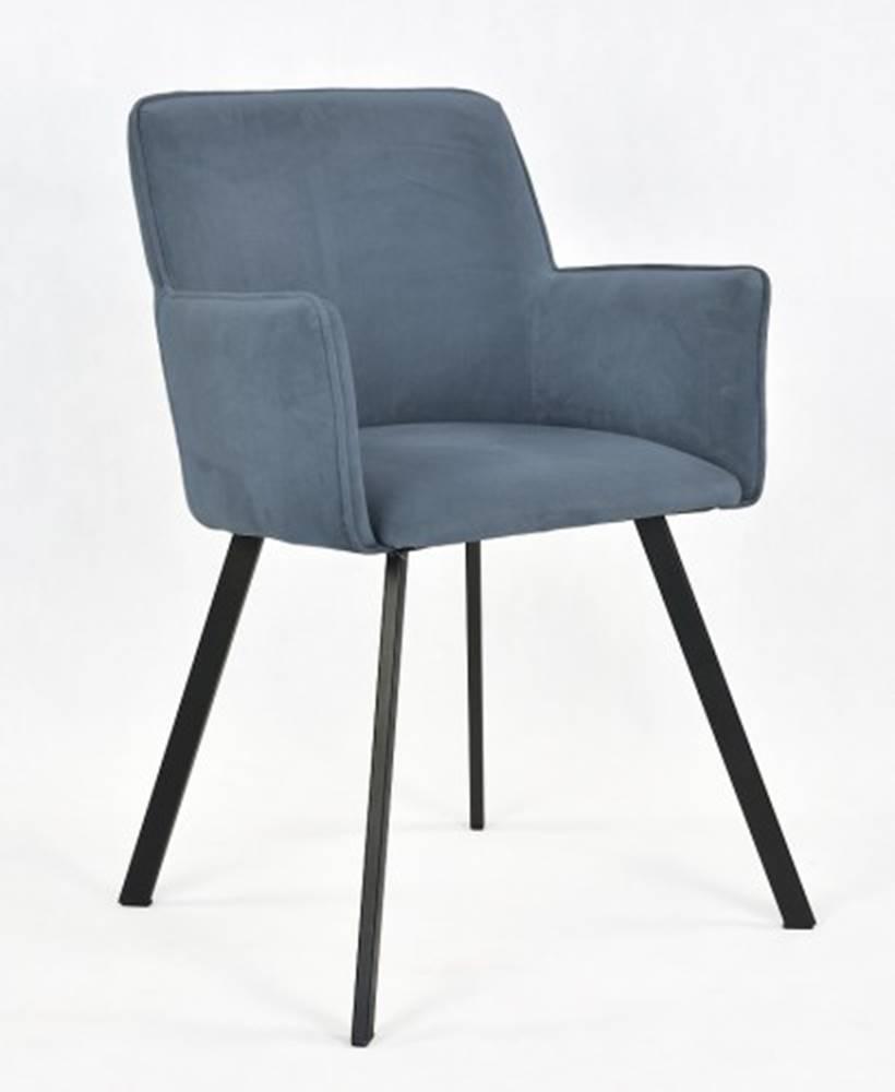 OKAY nábytok Jedálenská stolička Vian sivá