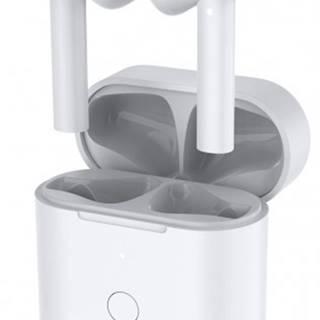 True Wireless slúchadlá QCY - T7, biele