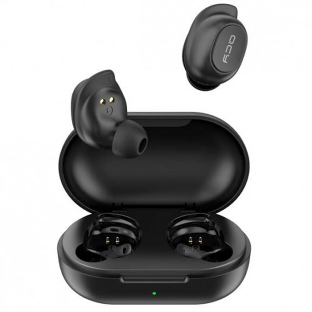 QCY True Wireless slúchadlá QCY - T9 , čierne