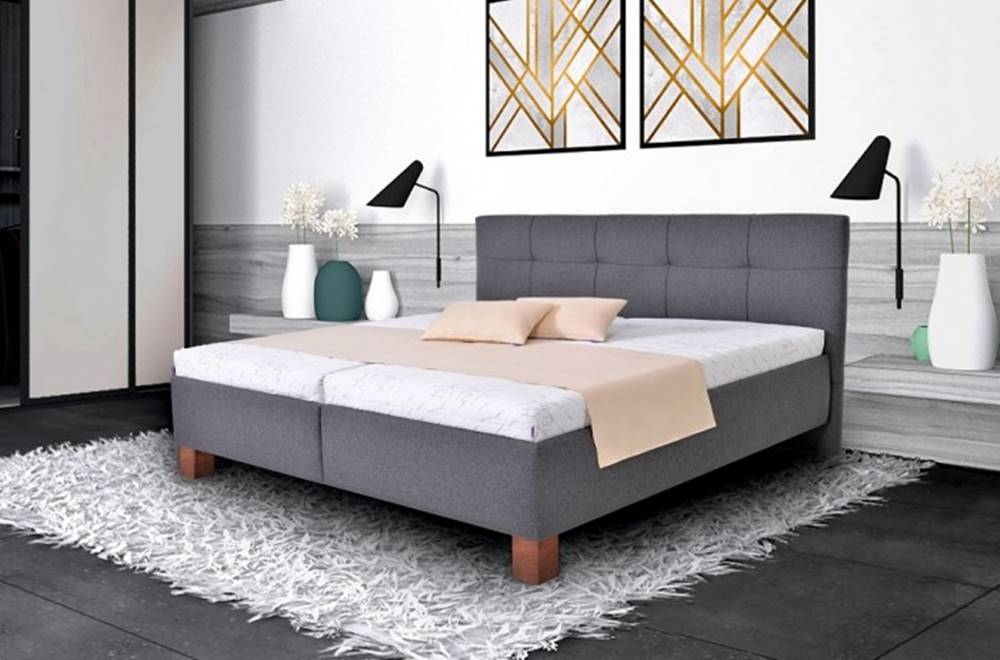 OKAY nábytok Čalúnená posteľ Mary 180x200