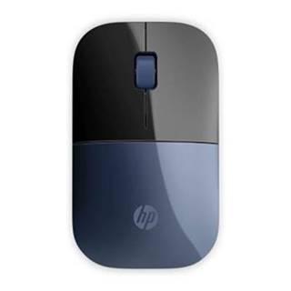 Bezdrôtová myš HP Z3700 - Lumiere Blue + Zdarma podložka Olpran