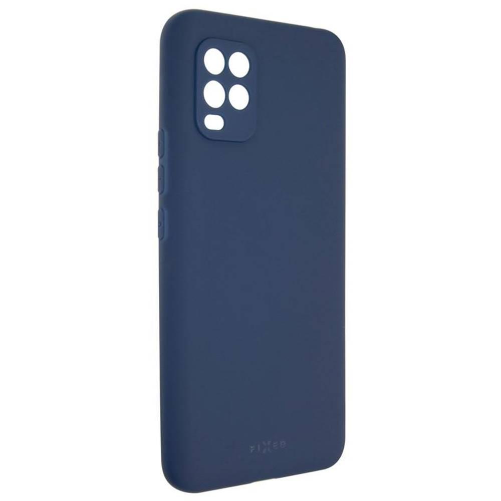 FIXED Kryt na mobil Fixed Story na Xiaomi Mi 10 Lite modrý