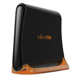 Router MikroTik hAP mini RB931-2nD čierny