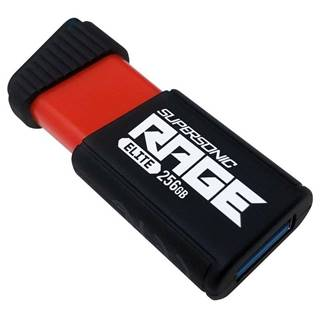USB flash disk Patriot Supersonic Rage Elite 256GB čierny