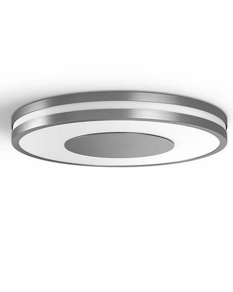 Sivé závesné svietidlo Philips