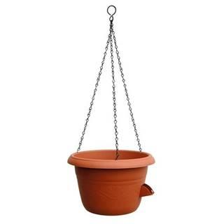 Plastia Samozavlažovací závesný kvetináč 30 cm