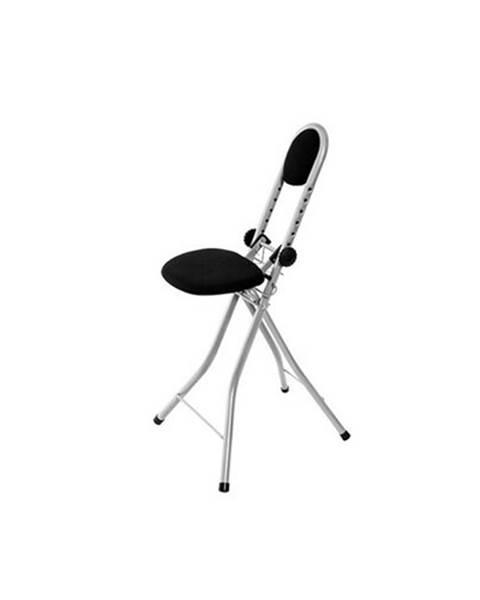 Čierna stolička Compactor