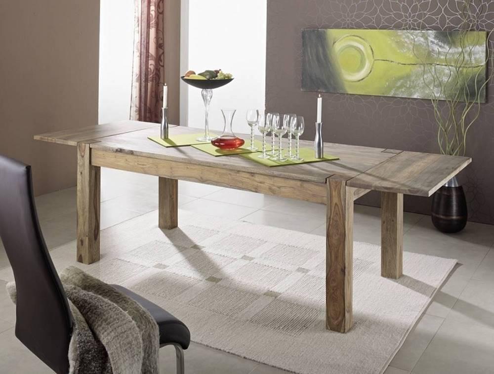 Bighome.sk GREY WOOD Jedálenský stôl 180