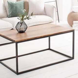 Konfernečný stolík FUSIA 100 cm