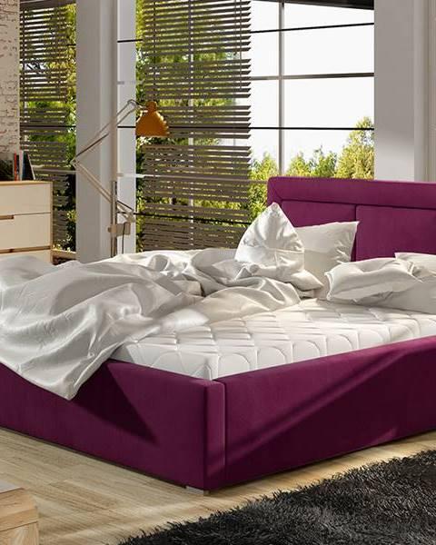Vínová posteľ NABBI