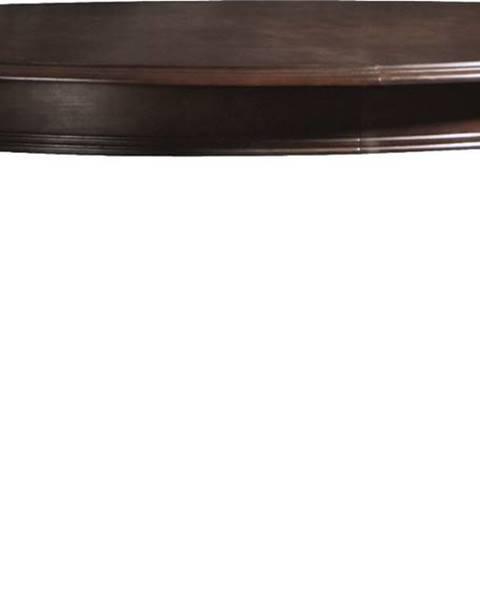 Hnedý stôl TARANKO