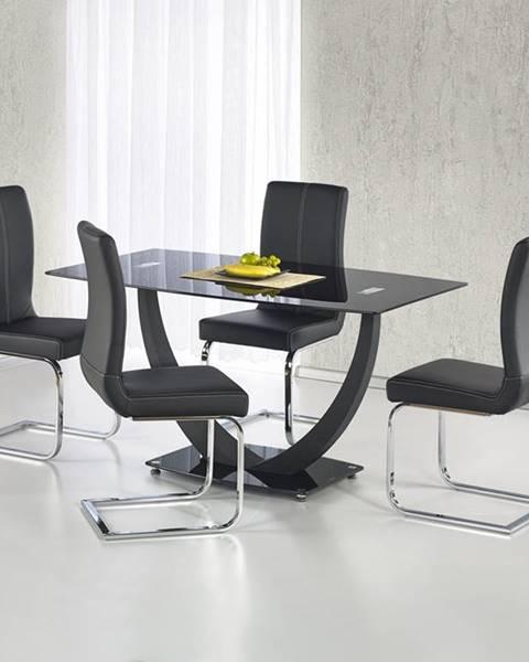 Čierny stôl Halmar