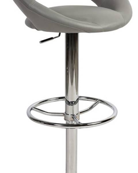Sivá stolička Signal