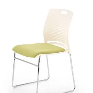 Cali konferenčná stolička biela