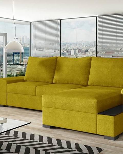 Žltý nábytok NABBI