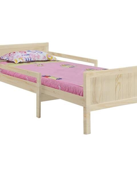 Prírodná posteľ Tempo Kondela