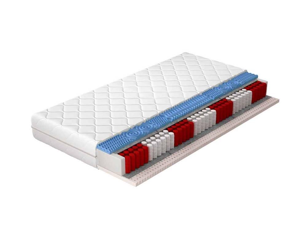 NABBI Amateo 90 obojstranný taštičkový matrac latex