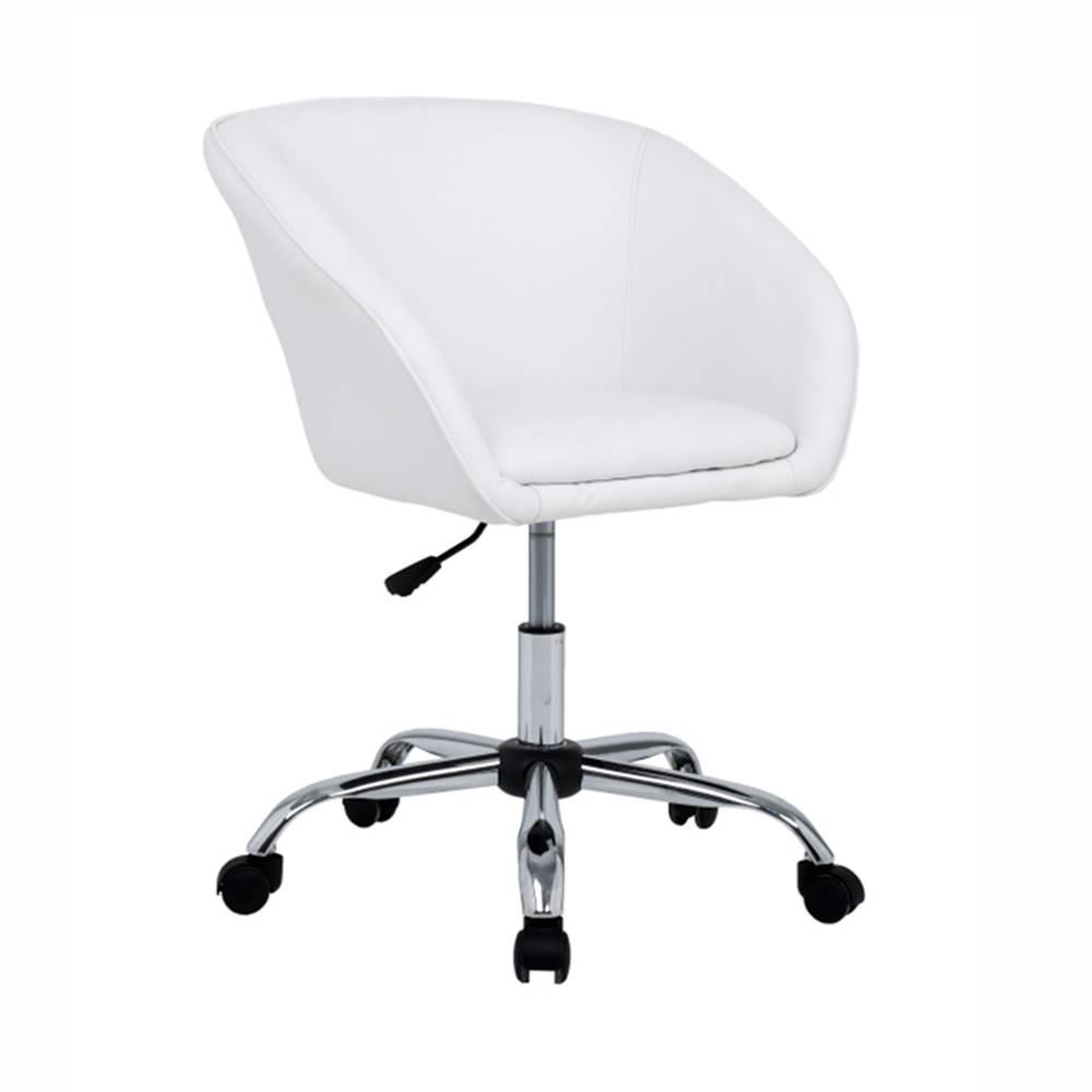 Tempo Kondela Lener kancelárske kreslo biela