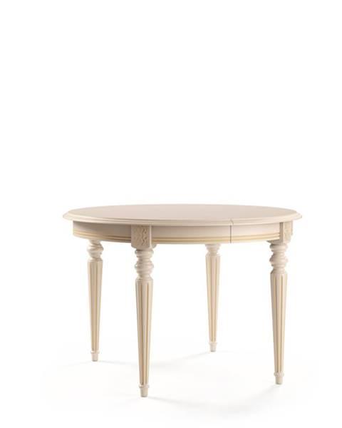 Biely stôl TARANKO