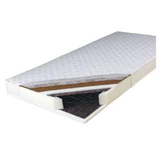 Kokos Medium pružinový matrac 90x210 cm pružiny