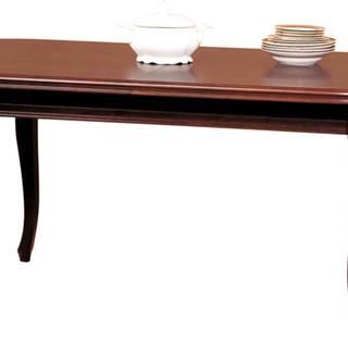 Wersal ZB-5 rustikálny rozkladací jedálenský stôl toffi