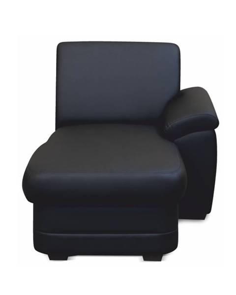 Čierny nábytok Tempo Kondela