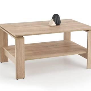 Andrea konferenčný stolík dub sonoma