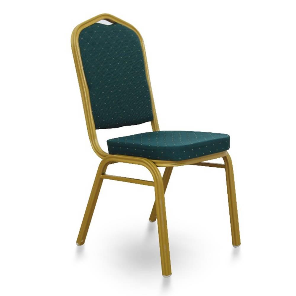 Tempo Kondela Zina 2 New konferenčná stolička zelená