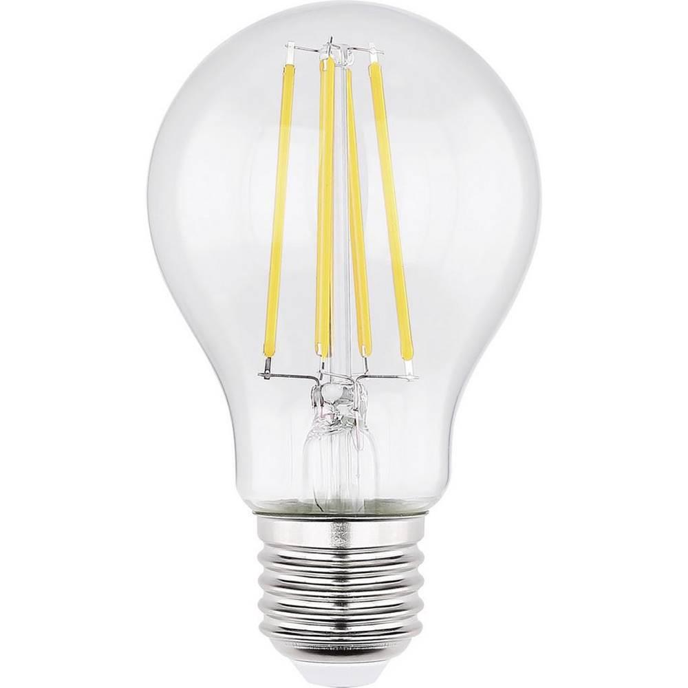 Möbelix Led Žiarovka 3ks/bal. 10582-3, E27, 6,5 Watt