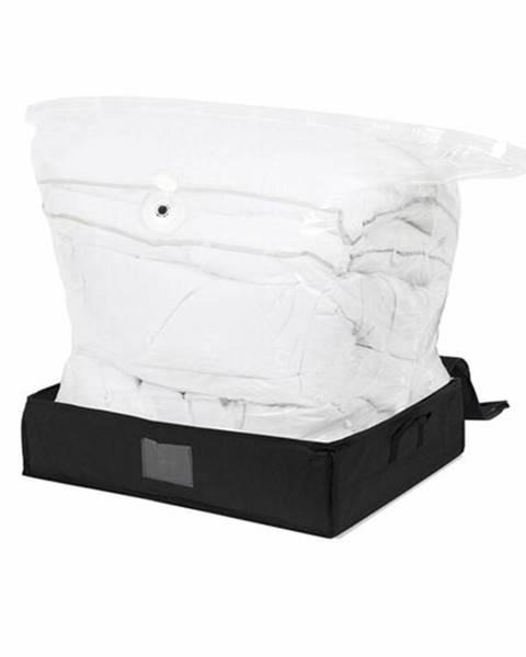 Čierny úložný box Compactor