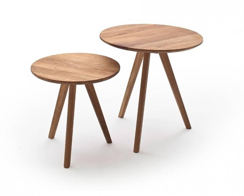 OKAY nábytok Konferenčný stolík Olean - set 2 kusov